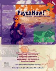 Cover of: PsychNow! CD-ROM