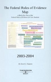 Cover of: The Evidence Map 2003-2004