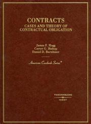 Cover of: Contracts