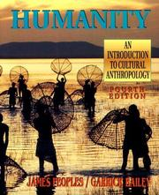 Cover of: Humanity