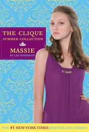 Cover of: Clique Summer Collection #1: Massie (Clique Series)