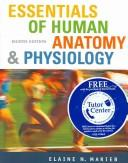 Cover of: Essentials of Anatomy and Physiology with Essentials of Interactive Physiology CD-ROM