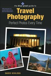 Cover of: Blue Pixel Guide to Travel Photography