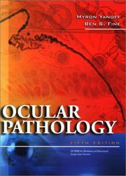 Cover of: Ocular Patholog (CD-ROM)