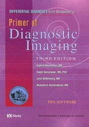 Cover of: Differential Diagnoses from Weissleder's Primer of Diagnostic Imaging, CD-ROM PDA Software