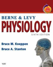 Cover of: Berne and Levy Physiology