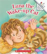 Cover of: Luna the Wake-up Cat
