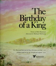Cover of: The birthday of a king