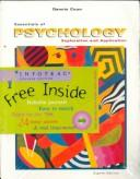 Cover of: Essentials of Psychology With Infotrac