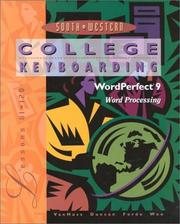 Cover of: College Keyboarding