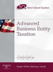 Cover of: West Federal Taxation 2005