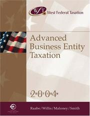 Cover of: West Federal Taxation