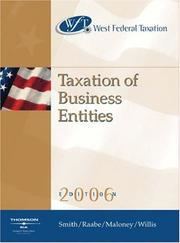 Cover of: West Federal Taxation 2006
