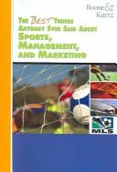 Cover of: Sports Marketing