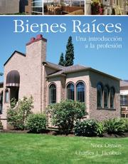 Cover of: Bienes Raices