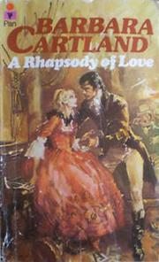 Cover of: Rhapsody of Love