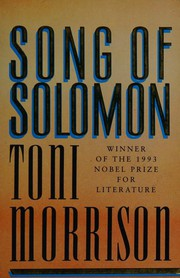 Cover of: Song of Solomon (Picador Books)