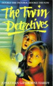 Cover of: Twin Detectives