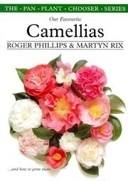 Cover of: Our Favourite Camellias (Plant Chooser)