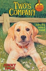 Cover of: Two's Company (Puppy Patrol)