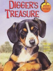Cover of: Digger's Treasure (Puppy Patrol)