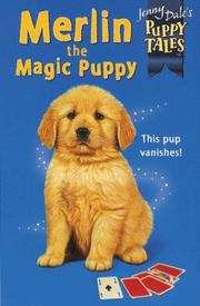 Cover of: Merlin the Magic Puppy (Jenny Dale's Puppy Tales)