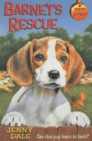 Cover of: Barney's Rescue (Puppy Patrol)