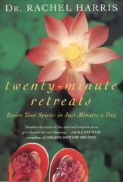 Cover of: Twenty Minute Retreats (A Pan Self-Discovery Title)