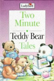 Cover of: Teddy Bear Tales (Two Minute Tales)
