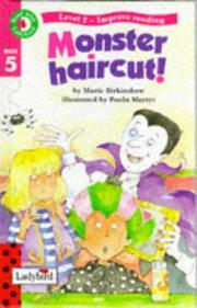 Cover of: Monster Haircut ! (Read with Ladybird)