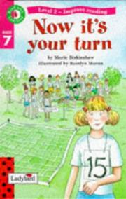 Cover of: Now It's Your Turn (Read with Ladybird)