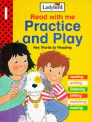 Cover of: Practice and Play (Read with Me)