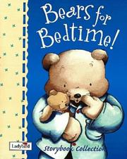 Cover of: Bears for Bedtime Storybook Collection (Picture Ladybird)