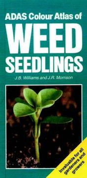 Cover of: ADAS Colour Atlas of Weed Seedlings