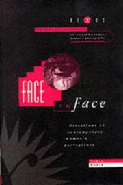 Cover of: Face to face
