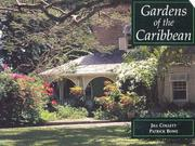 Cover of: Gardens of the Caribbean