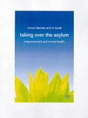 Cover of: Taking Over the Asylum
