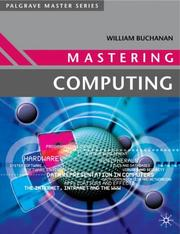 Cover of: Mastering Computing (Palgrave Masters Series (Computing))