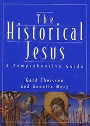 Cover of: Historical Jesus