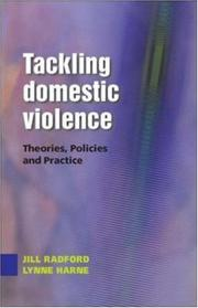 Cover of: Tackling Domestic Violence