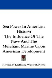 Cover of: Sea Power In American History