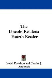 Cover of: The Lincoln Readers