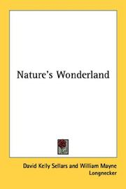 Cover of: Nature's Wonderland