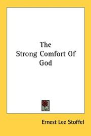 Cover of: The Strong Comfort Of God