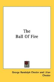 Cover of: The Ball Of Fire
