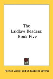 Cover of: The Laidlaw Readers