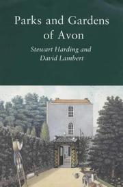 Cover of: Parks and Gardens of Avon