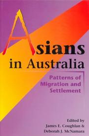 Cover of: Asians in Australia