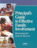 Cover of: Principal's Guide to Effective Family Involvement