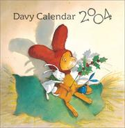 Cover of: Davy Calendar 2004 Wall Calendar